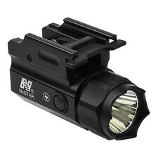 NcStar Compact LED QD Tactical Flashlight Fits Springfield XD XDM Compact Pistol