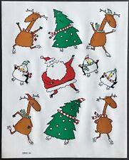 Vintage Stickers - American Greetings - Christmas - Adorable!!
