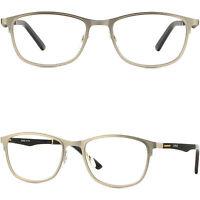 Leicht Herrenbrille Damenbrille Brillengestell Titan Fassung Hochwertige Silber