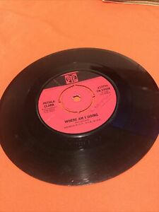 Petula Clark - My Love Where Am I Going Vinyl Record
