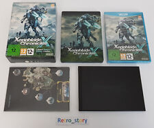 Nintendo Wii U - Xenoblade Chronicles X Limited Edition - NEUF / NEW PAL