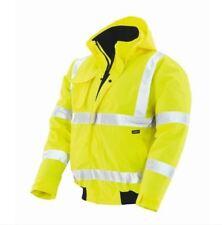 Warnschutz Pilotenjacke WHISTLER Arbeitsjacke TEXXOR leuchtgelb, Größe L