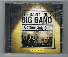 THE SAINT LOUIS BIG BAND - COTTON CLUB SPIRIT - 12 TRACKS - 2005 - NEUF NEW NEU