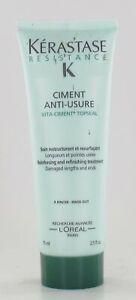 Kerastase Resistance Ciment Anti-Usure Treatment 2.5 oz / 75 ml
