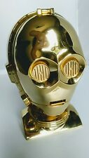 Micro Machines Star Wars C-3PO head/Cantina transforming playset