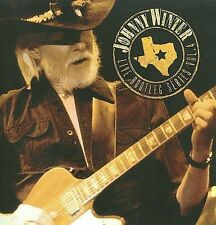 BRAND NEW SS JOHNNY WINTER LIVE BOOTLEG SERIES VOL. 4 CD BLUES GUITAR ACOUSTIC