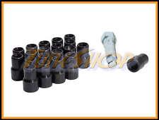 VOLK RACING RAYS 20 PCS GTC GT-C AV3 WHEEL SPECIAL LUG NUTS W KEY 12X1.5 1.5 T