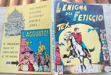 1966 TEX n° 24 'L'ENIGMA DEL FETICCIO'