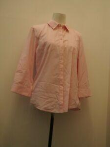 Sportscraft Pink Button Up Size 12