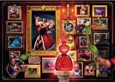 Ravensburger - 1000 PIECE JIGSAW PUZZLE - Disney Villainous Queen Of Hearts