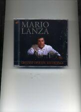 MARIO LANZA - GREATEST OPERATIC RECORDINGS - NEW CD!!