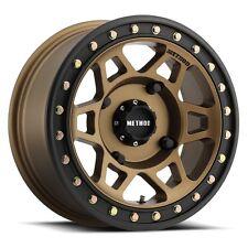 14x7 Bronze Wheel Method MR405 4x156 13 4+3 UTV RZR