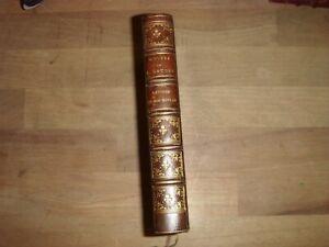 Oeuvres de A. Daudet Lettres à mon Moulin édition définitive - Lemerre relié