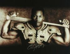 NFL Raiders Bo Jackson Signed Autograph Reprint Photo