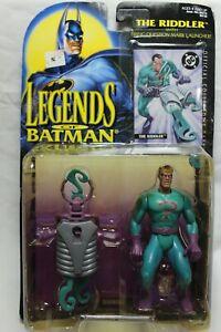 Kenner 1995 Legends Of Batman THE RIDDLER