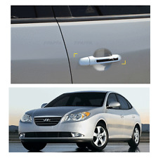 Chrome Luxury Door Catch Molding Handle Cover Trim for HYUNDAI Elantra 2007-2010