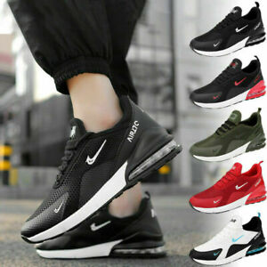 Kids Mens Boys Girls Trainers Sports Shoes Running School Casual Gym Sneakers