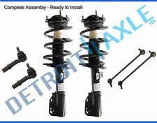 GMC Acadia Chevy Traverse Buick Enclave Outlook Front Strut Sway bar Tie rod Kit