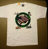 Operation Desert Storm T-Shirt Large USA 1990's NEW White