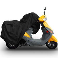 """New Universal Scooter Moped Cover Bikes Weatherproof Storage Covers 80"""" Length"""