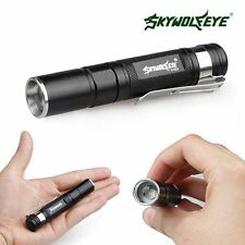 Waterproof 6000LM Pocket LED Flashlight Zoomable LED Torch Mini lampe de poche
