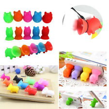 Latest Piglet Silicone Suction Cup Holder Sucker Stand for Mobile Phones 5pcs