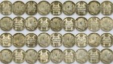 British Indien Rupee Edward VII .917 Argent 1903 To 1910