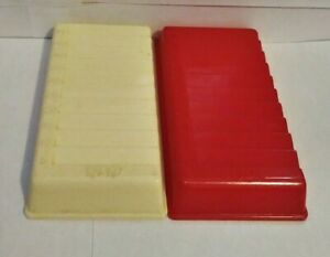 1961 Racko Card Racks Draw / Discard Tray Parts Replacement