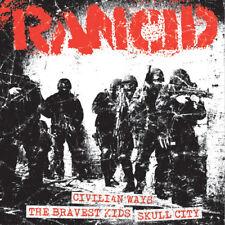 "RANCID - Let The Dominoes Fall #3 - Civilian Wars 7"" Vinyl LP -Operation Ivy NEW"