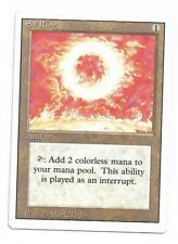 Magic The Gathering 1x Sol Ring ~ REVISED ~  M/NM