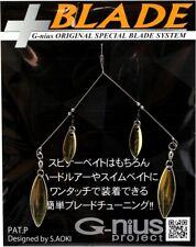G-nius Original Special Blade System - Gold