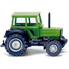 WIKING Deutz Tractor (Green) 1/87 HO Scale Plastic Model NEW, RARE!