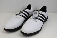 New listing Adidas adiCOMFORT 2 WD White/Black Golf Shoes Mens Size 12 EVG 791003