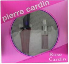 Pierre Cardin Rose De Cardin SET Eau de toilette EDT vapo 30ml + 10ml, New, Rare