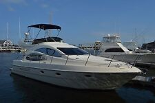 2005 Azimut 42 Sport Yacht, Fully loaded , Clean