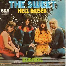 7inch THE SWEET hell raiser GERMAN 1973 EX+    (S1755)