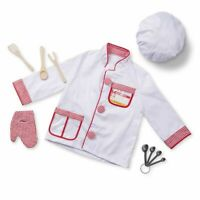 Melissa and Doug Chef Role Play Costume Set - 14838 - NEW!