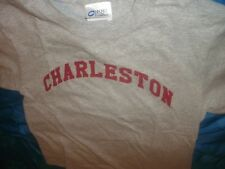 Charleston Cougars Youth T-Shirt - Ash size XL (B138)