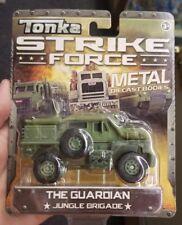 TONKA The Guardian Military Jungle Brigade Strike Force Metal Diecast Bodies