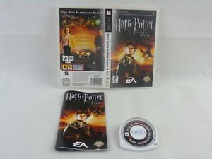Harry Potter And The Goblet Of Fire PSP PlayStation Complete PAL