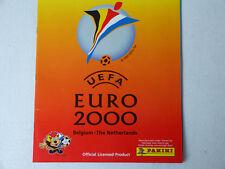 Panini Leeralbum EM EURO 2000 Belgien/ Niederlande, TOP-Zustand