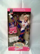 Olympic Gymnast 1996 Barbie Doll. New In Unopened Box.