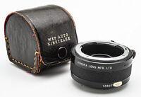 Converter Komura Lens Telemore95 Telemore 95 2 II 2 7.K.M.C 7KMC -- Nikon