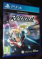 Redout Lightspeed Edition Playstation 4 PS4 NEW SEALED FREE UK Delivery