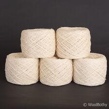 *250g*PURE BRITISH WOOL* 4 Ply.Cream.white.ivory.yarn.knitting.natural 100%sheep
