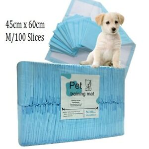 Puppy Pads Dog Pet Toilet Training Strong Dry Absorption Large 100 Sheets