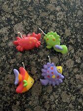 Fisher Price Ocean Wonders Aquarium Swing 4 Mobile Toys Replacement Toys
