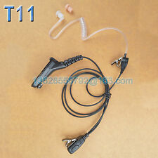 1-wire Surveillance Headset for Motorola XPR6350 XPR6550 XPR7550 Portable radios