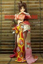 SHIRANUI MAI KIMONO KING OF FIGHTERS SEXY 1/8 UNPAINTED RESIN FIGURE MODEL KIT
