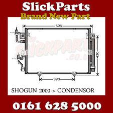 MITSUBISHI Montero Pajero Shogun Aria Condizionata Condensatore di 2000 > 2.5 3.2 3.5 * NUOVO *
